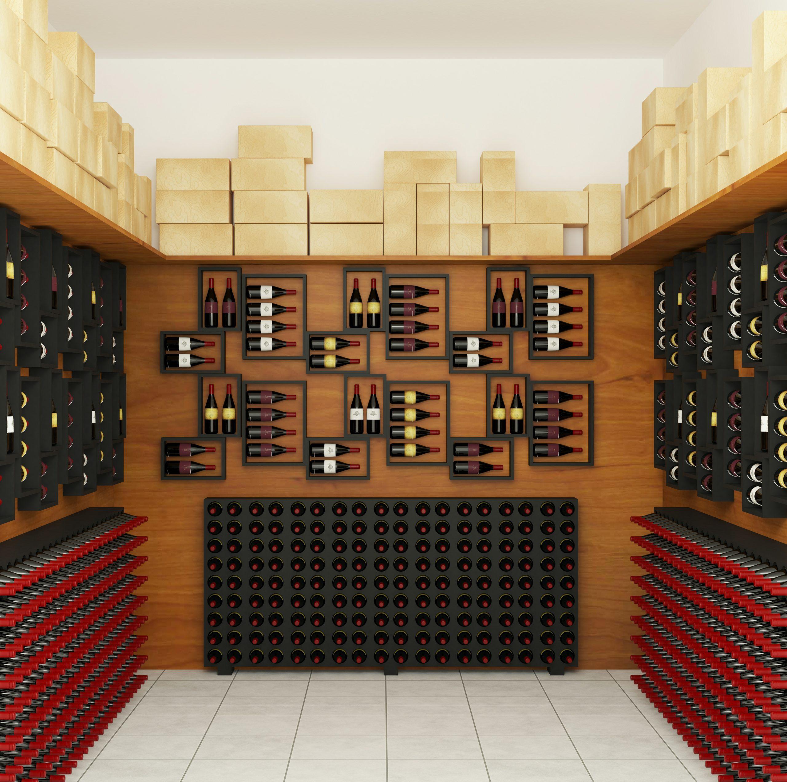 De toenemende populariteit van wijnopslag in je huis